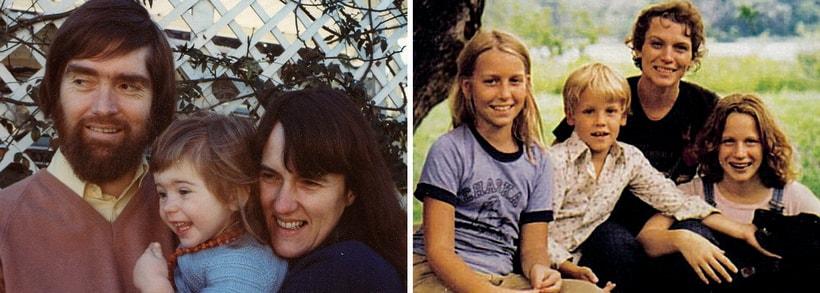 Семья Шерил Стрэйд и ее мама
