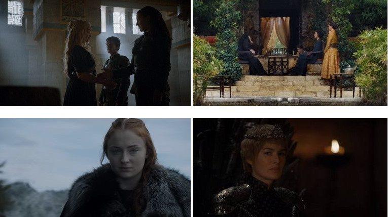 Женские персонажи в Игре престолов