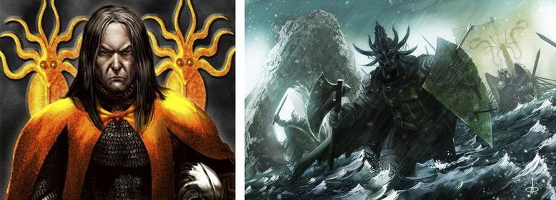 Виктарион Грейджой - Игра престолов