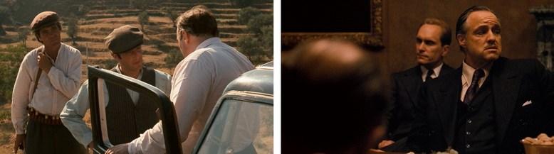 Возвращение Майкла Корлеоне на родину