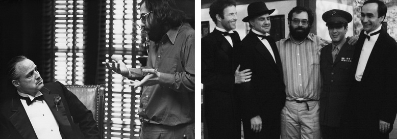 Коппола и Крестный отец 1972 (Godfather)