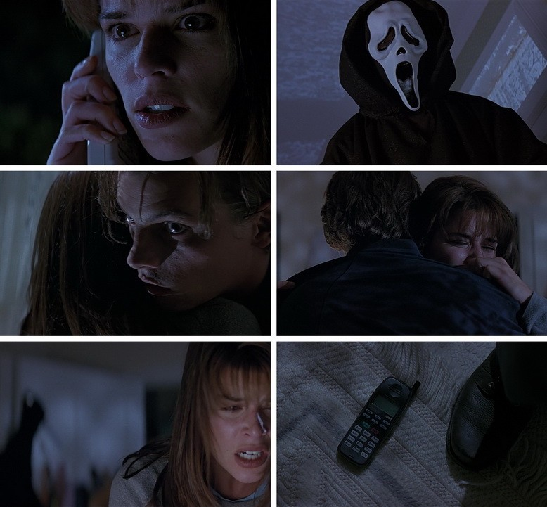 Who Is The Killer In Scream Movies Scene By Scene Guide