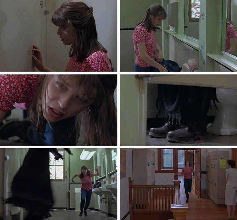Нападение на Сидни в школьном туалете