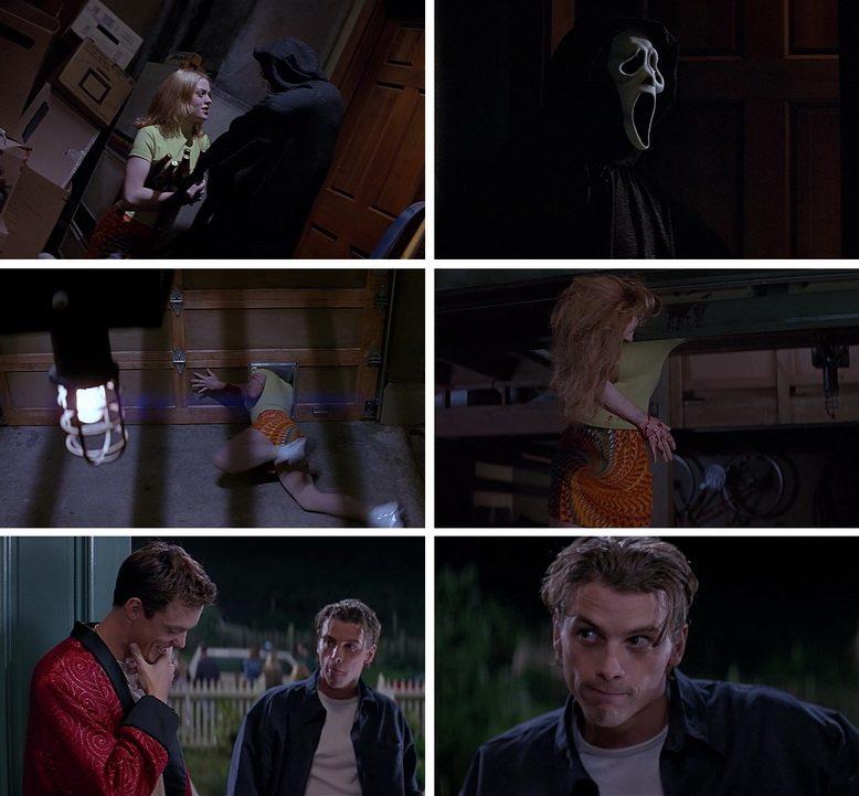 Who is the scream killer Tatum