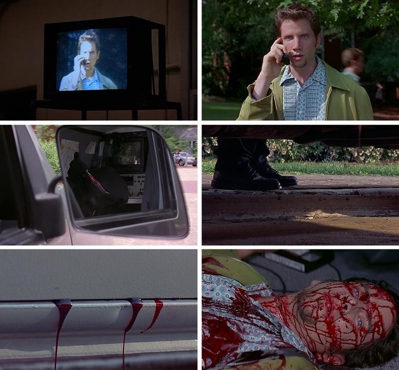 Смерть Ренди в фургоне - дело рук Призрака