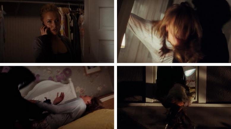 Who is the killer in scream 4