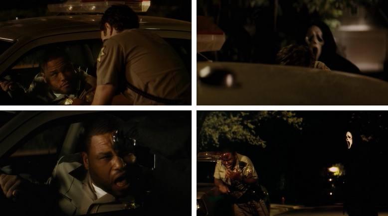 Детектив Хосс и Перкинс пали от рук Джил