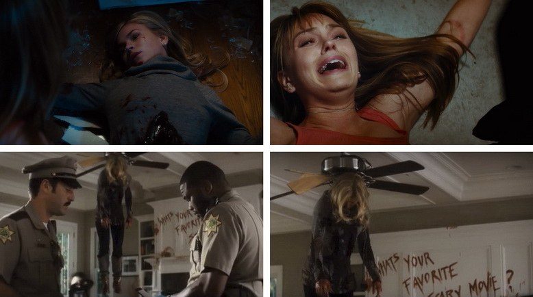 Марни Купер и Дженни Рэнделл - Scream 4