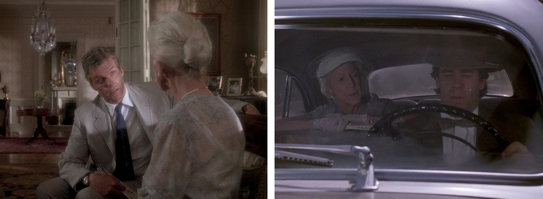 серия, похожая на шофер мисс Дейзи