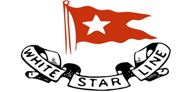 Логотип судоходной компании White Star Line