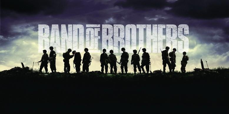 Band of Brothers - сериал Братья по оружию 2001