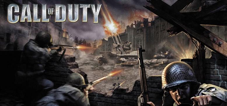 Первые части Call of Duty - Высадка в Нормандии