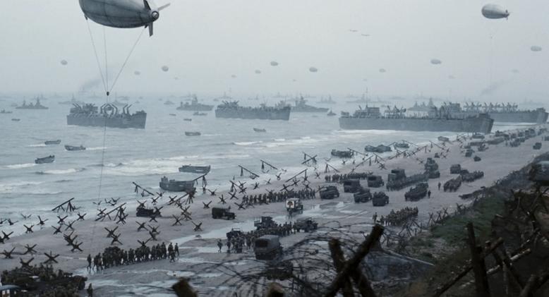 Второй фронт в Европе 1944 год - Высадка в Нормандии