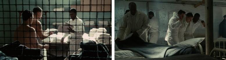ДВа чернокожих санитара