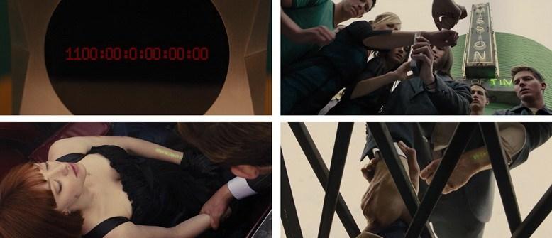 Скорость передачи времени в фильме
