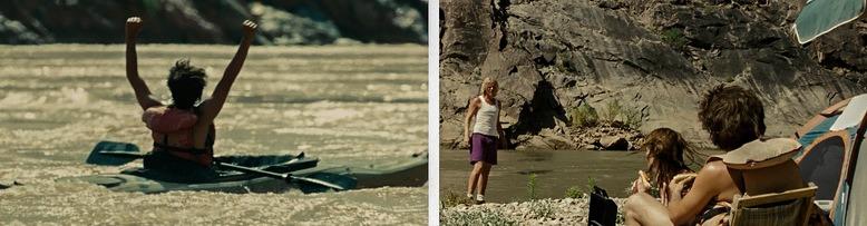 Спуск Алекса Супербродяги по реке Колорадо