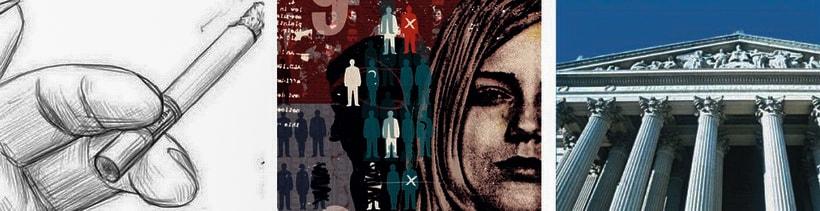 книга Вердикт - Runaway Jury и фильм Вердикт за деньги