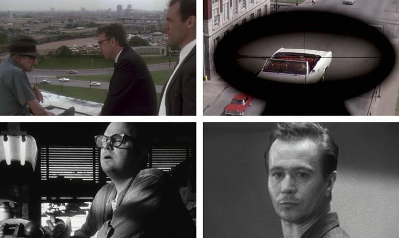 Убийство президента Кеннеди - Выстрелы в Далласе