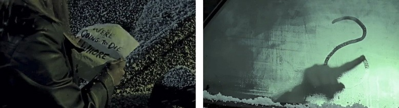 Триллер в романе Снеговик