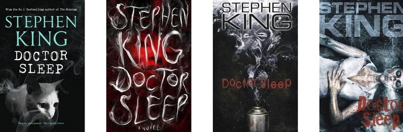 Книга Доктор Сон Стивена Кинга