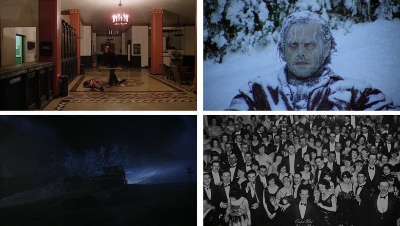 Развязка основного сюжета The Shining