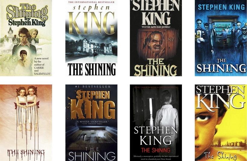 Книга Сияние Стивена Кинга - все издания
