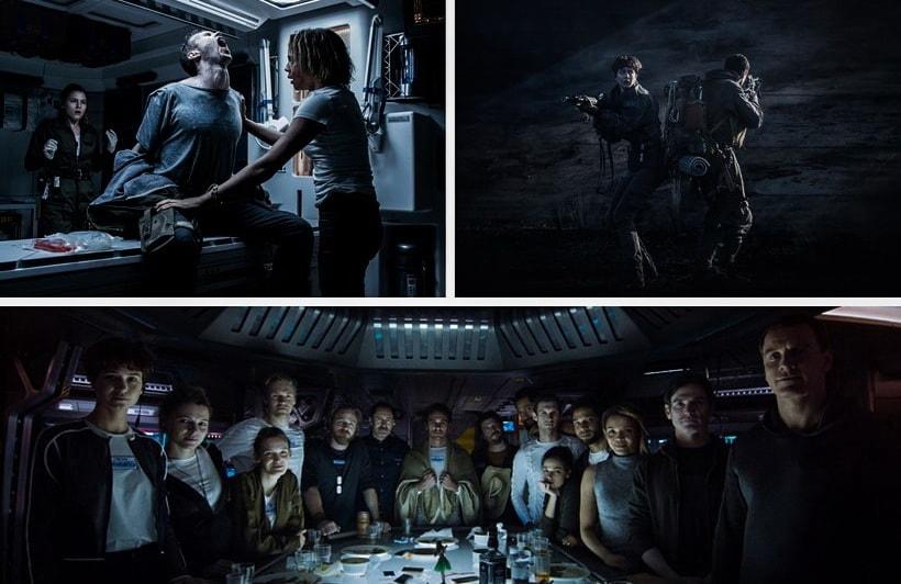 Чужой: завет Ридли Скота премьера 2017