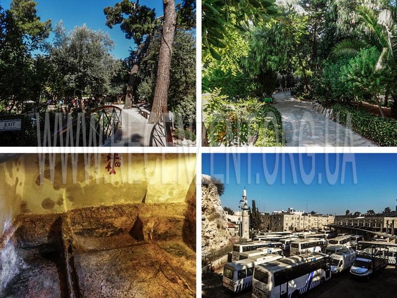 Гробница в саду - Garden Tomb