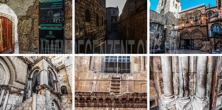 Храм Гроба Господня - Достопримечательности Иерусалима
