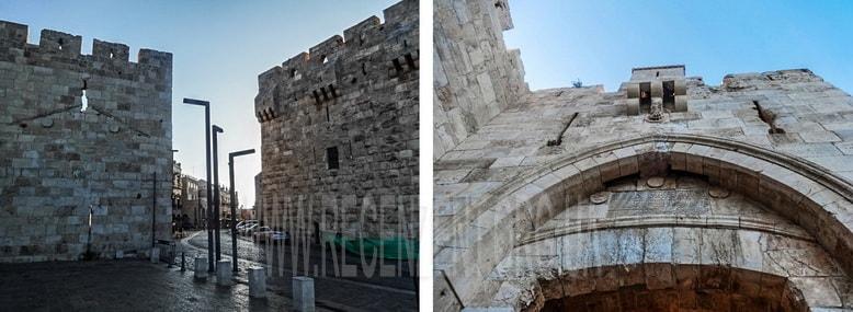 Яффские ворота - Достопримечательности Иерусалима
