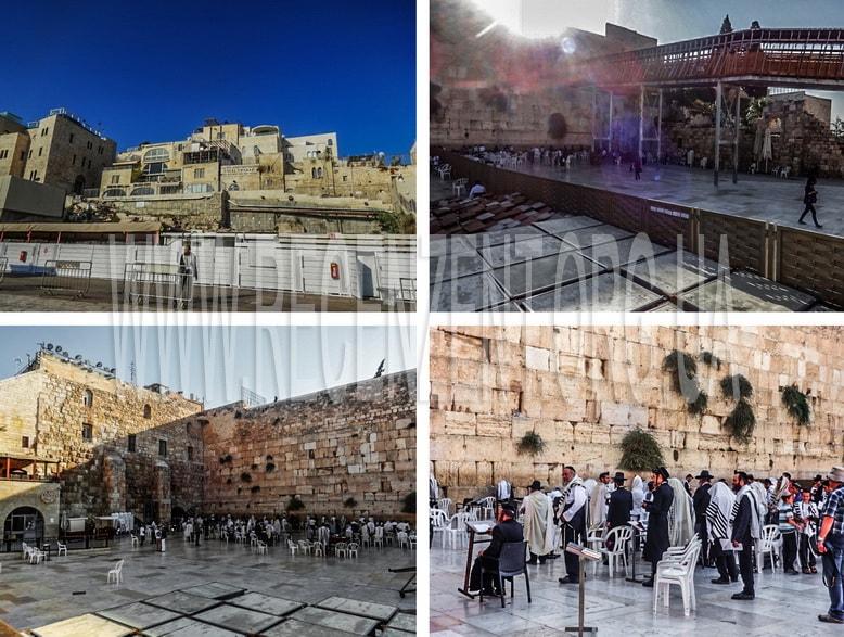 Стена плача в Иерусалиме - Western Wall