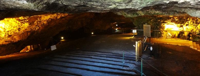 Пещеры Сидекии под Старым городом
