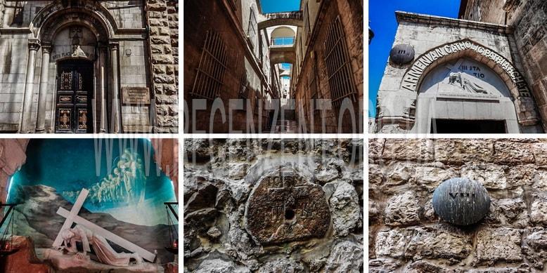 Прогулка по Крестному пути Via Dolorosa