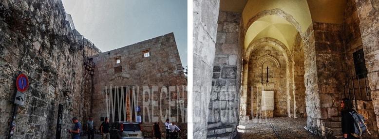 Сионские ворота города