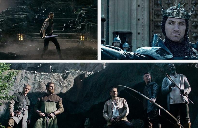 Меч короля Артура - новый фильм Гая Ричи