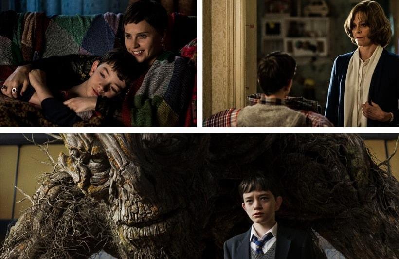 Голос Монстра - Monster calls - премьера в кино