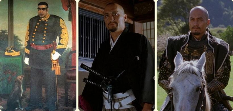 История за кадром Кацумото – Сайго Такамори. Самурай Кацумото и Кен Ватанабе