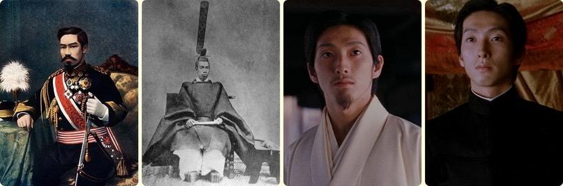император Японии Мейдзи (1852-1912) Последний самурай