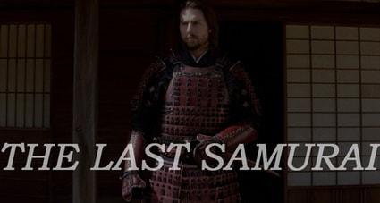 Фильм Последний Самурай: Кацумото и капитан Олгрен