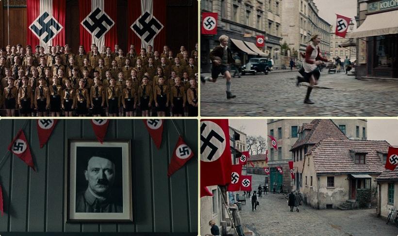 Герои живут в вымышленном городке пригорода Мюнхена