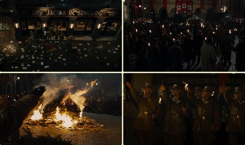 Исторический фон нацисткой Германии в The Book Thief