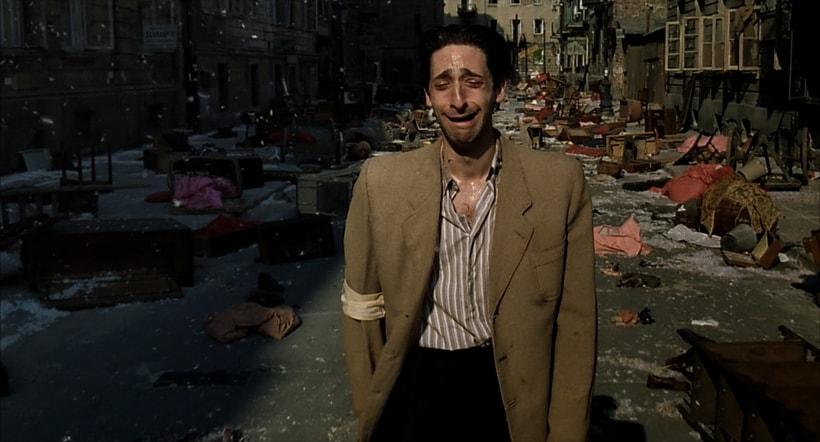 Эдриан Броуд в фильме Пианист The Pianist 2002