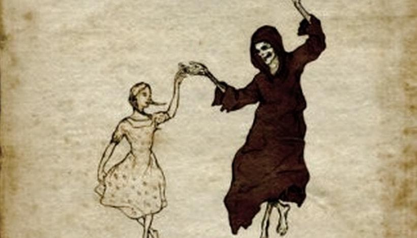 Смерть или Ангел смерти – образ рассказчика книги Книжный вор
