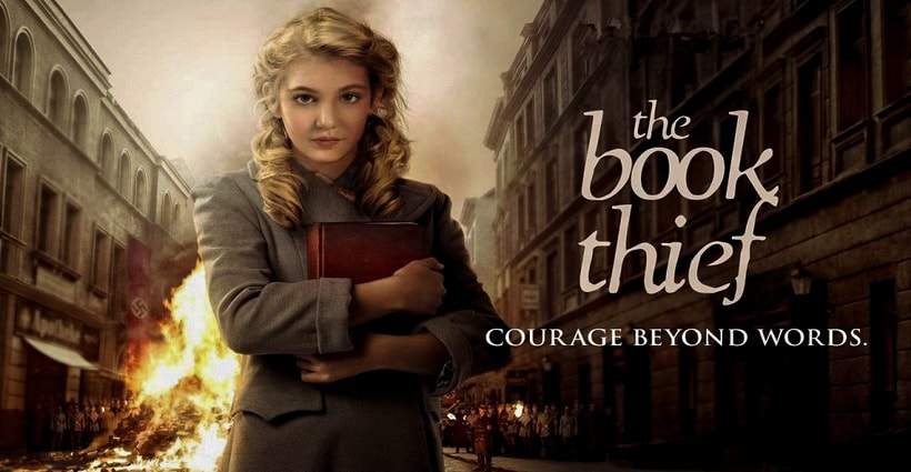 Маркус Зусак Книжный вор - The Book Thief. Книга воровка книг