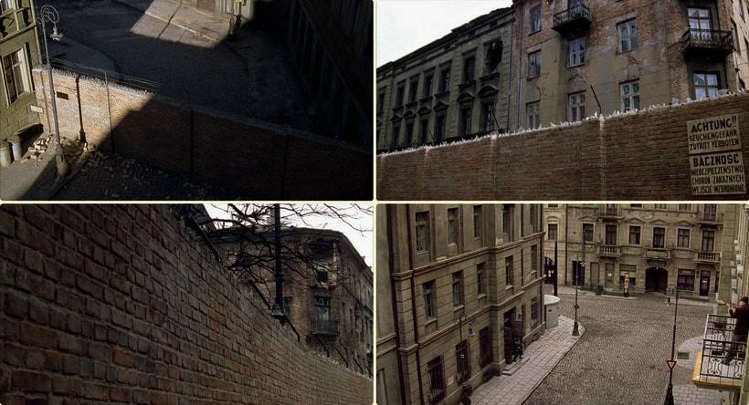 Антураж оккупированной Польши - Behind the scenes