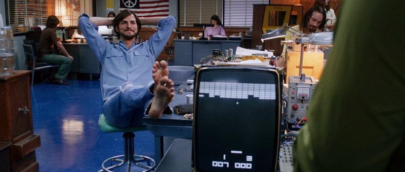 Стив Джобс и и задание от директора Atari