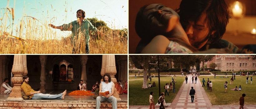 Фильм про Стива Джобса - студенческие годы Reede College