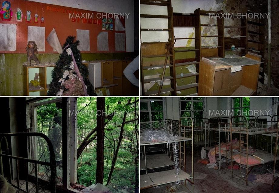 KOPACHI VILLAGE Chernobyl zone today