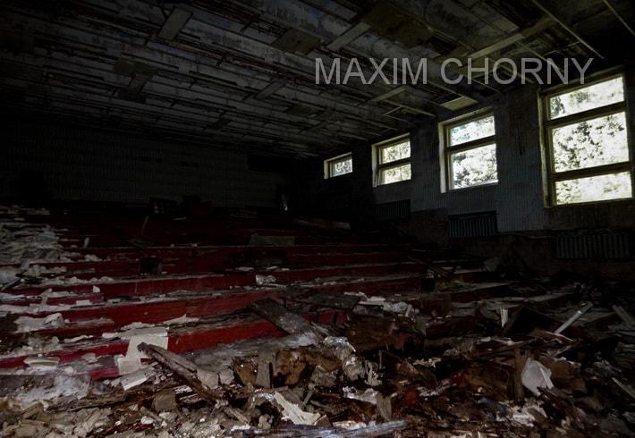 Prometey cinema hall for 420 seats