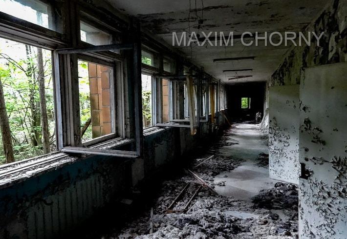 School № 3 - open-window hall